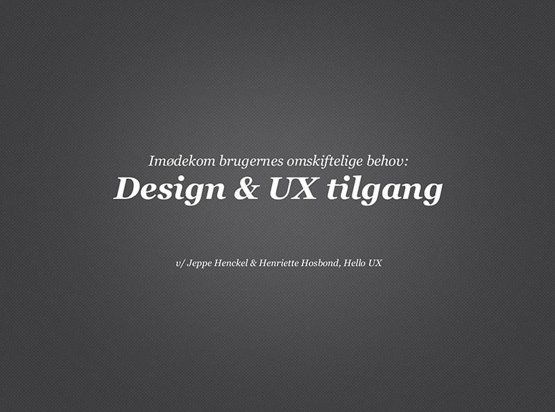 DesignandUX